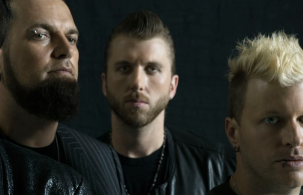 Three Days Grace & Shinedown with P.O.D.