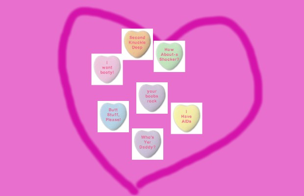 Valentine's Day Candy Messages
