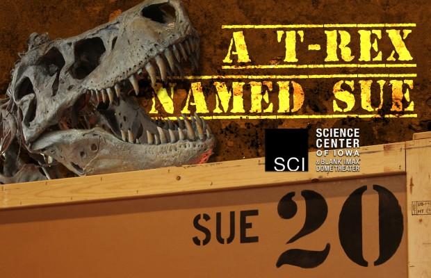 A T-Rex Named Sue Weekend