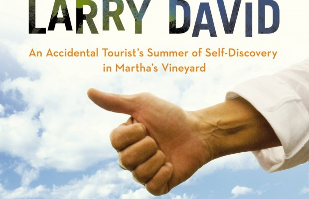 'Hitchhiking with Larry David' author