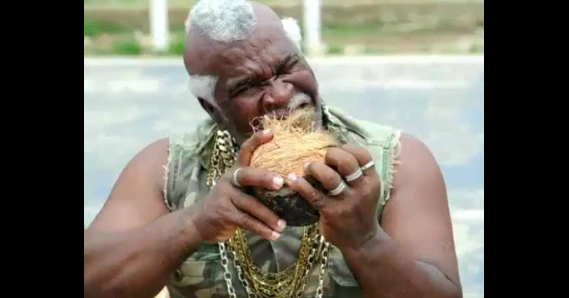 STUPID NEWS: Pity the Fool Who Skin Coconuts