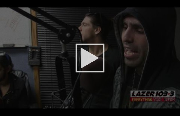"""Inside The Lazer Studio"" with OTHERWISE"