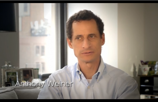 Anthony Weiner's New 'Roll' Video