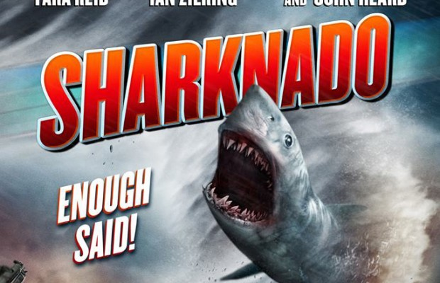 Sharknado! review from Erik Childress