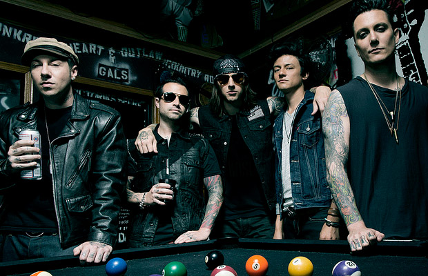 Avenged Sevenfold w/Deftones, Ghost BC