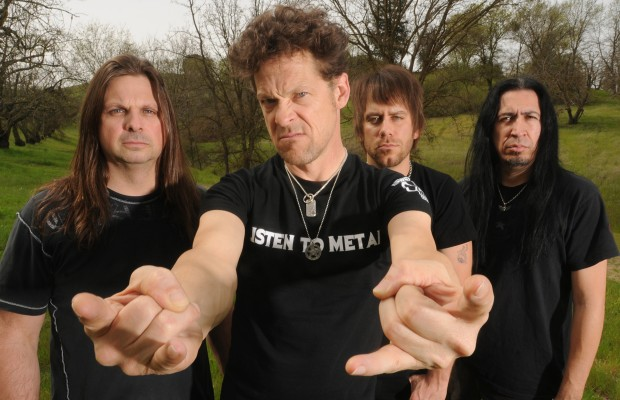 Jason Newsted and Mike Mushok