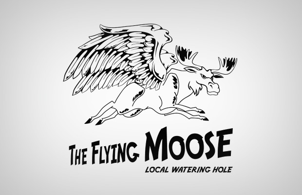 The Flying Moose