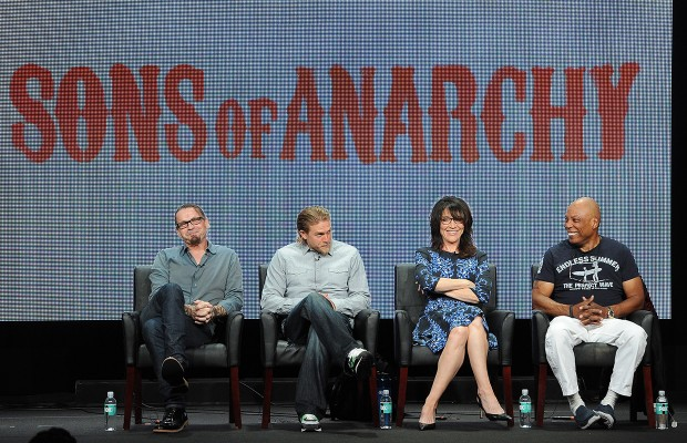 'Sons of Anarchy' 30 second recap