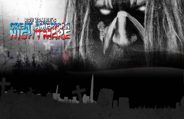 Rob Zombie's Great American Nightmare Giveaway