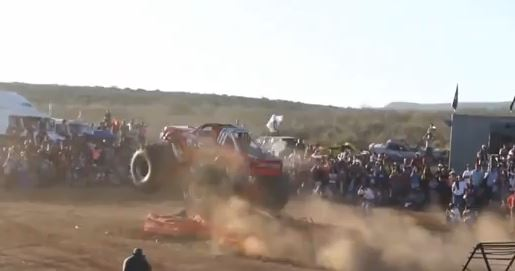 NEWS: Monster Truck Disaster in Mexico