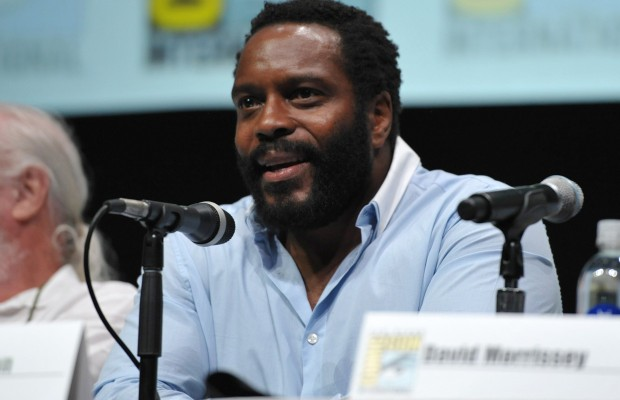 """""""The Walking Dead's"""" Chad Coleman"""