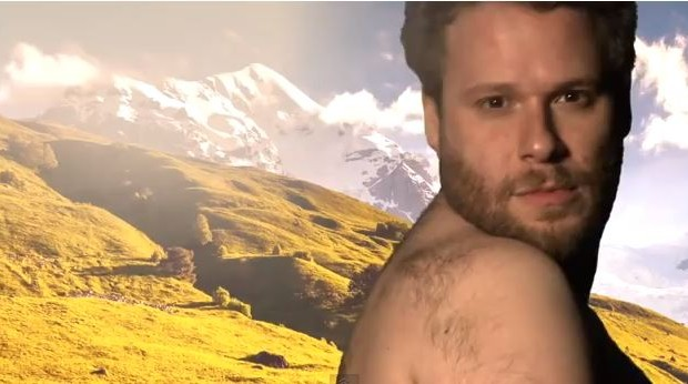 James Franco/Seth Rogen Parody of Kanye