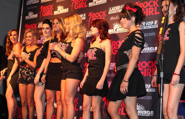 PHOTOS: Rock Girl Pageant Opening Round