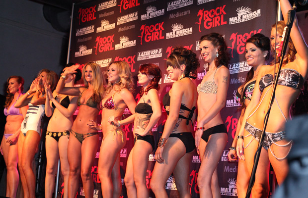 PHOTOS: Rock Girl Pageant Swimsuits