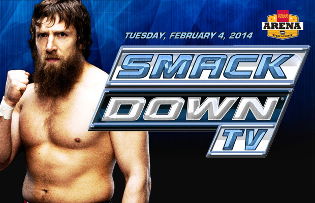 Win tickets to WWE Smackdown in Des Moines