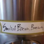 Brewed exclusively for Baconfest