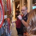 Moose and Amy try some Smoked Bacon Brown Ale