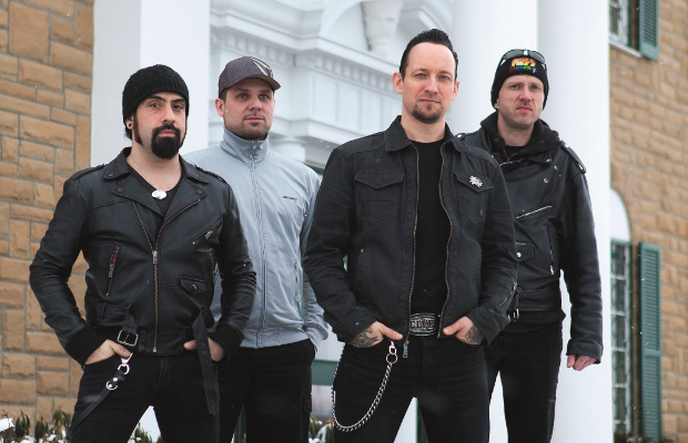 Volbeat with special guests Trivium & Digital Summer