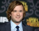 """Haley Joel Osment arrives at the LA Premiere screening of """"The Spoils of Babylon"""" at the DGA Theater on Tuesday, Jan. 7, 2014 in Los Angeles."""