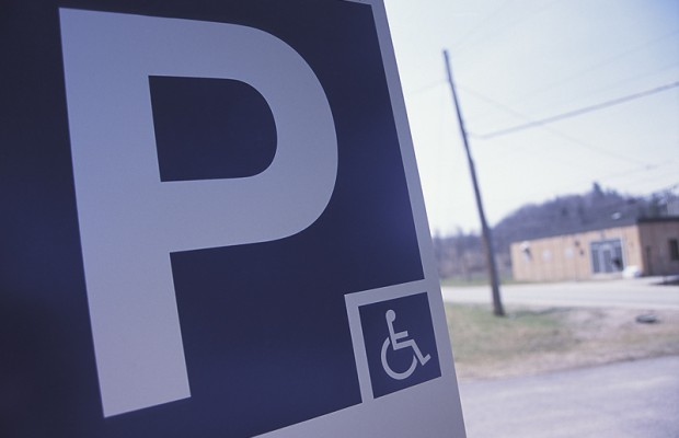 Handicapped Parking In Iowa