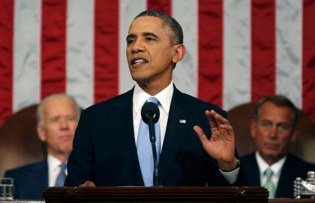 Online Stream of State of the Union
