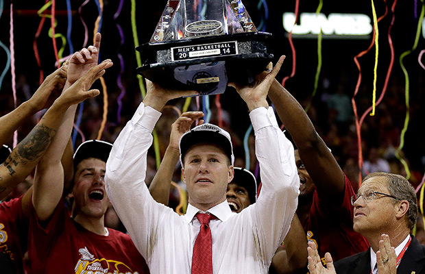 NCAA Tournament Annoucement w/USA Today