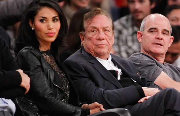 """Donald Sterling """"Old Man Sexy Time"""" Audio"""