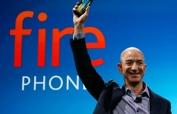 Amazon Gets into the Smartphone Game