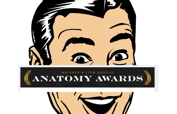 Mr skin anatomy awards