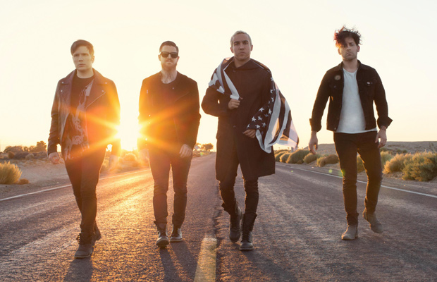 Win Fall Out Boy Tickets and Meet and Greet