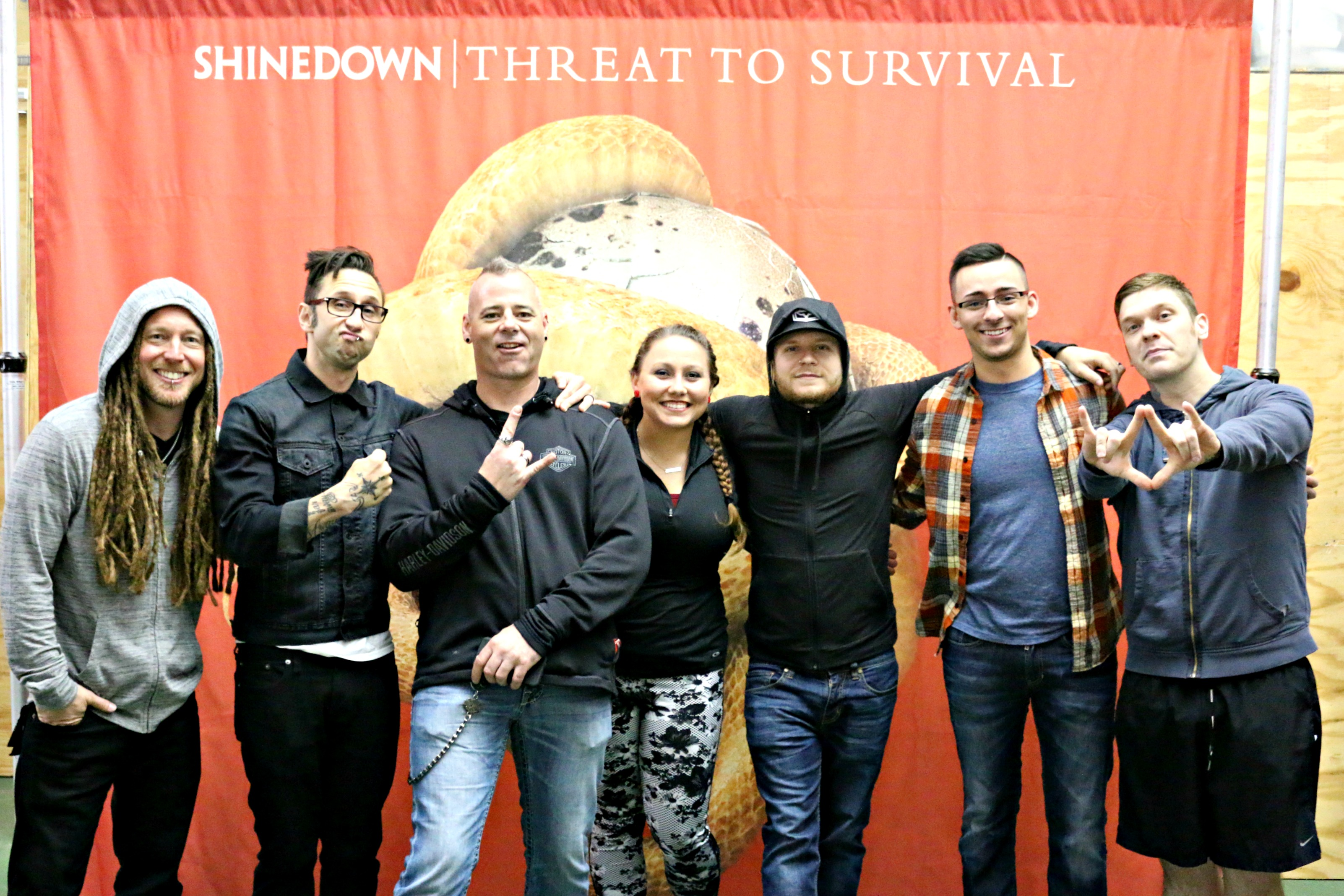 Shinedown meet and greet images greetings card design simple shinedown meet and greet choice image greeting card designs m4hsunfo