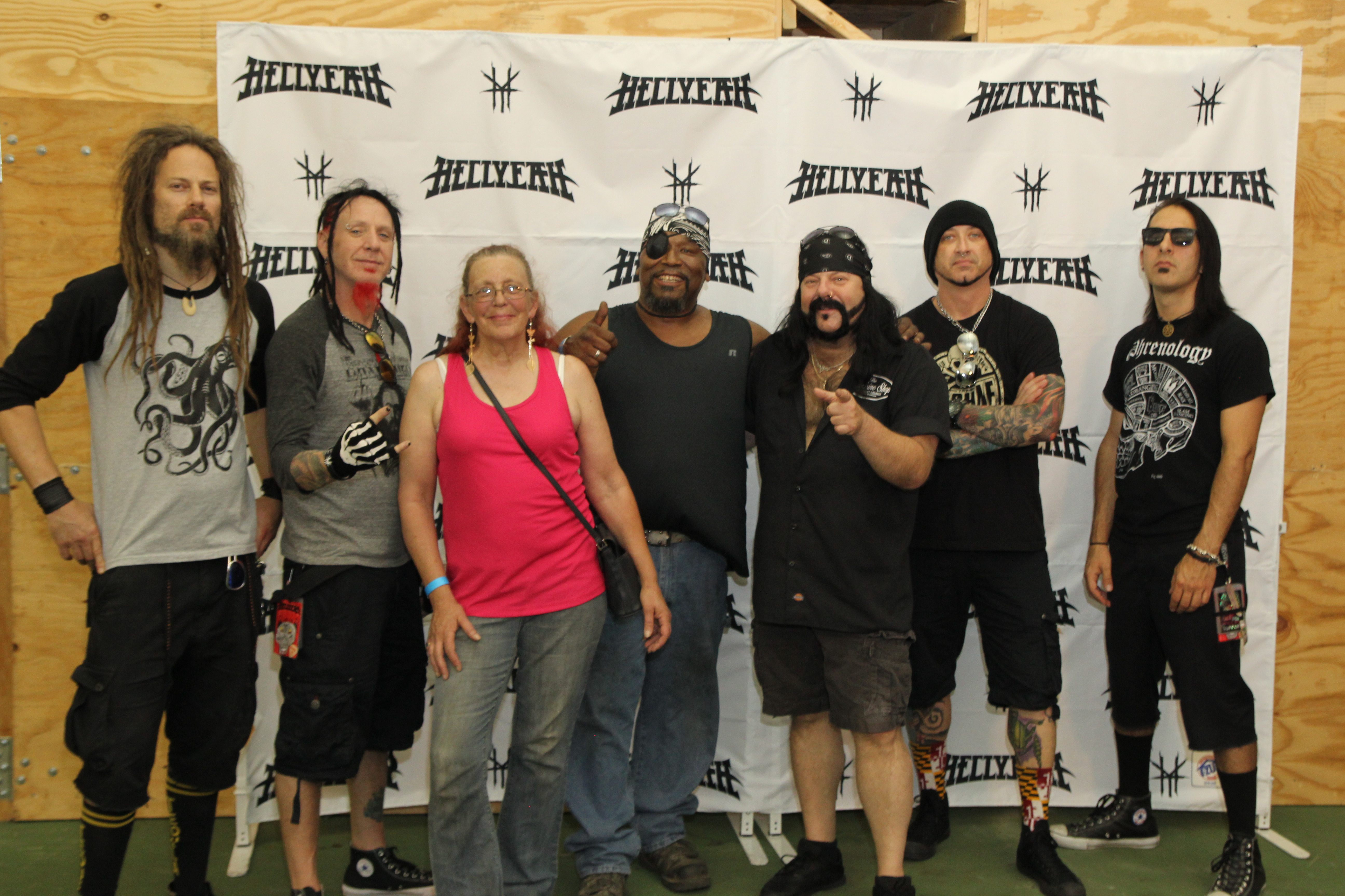 Hellyeah in this moment meet and greet lazer 1033 hellyeah mg m4hsunfo