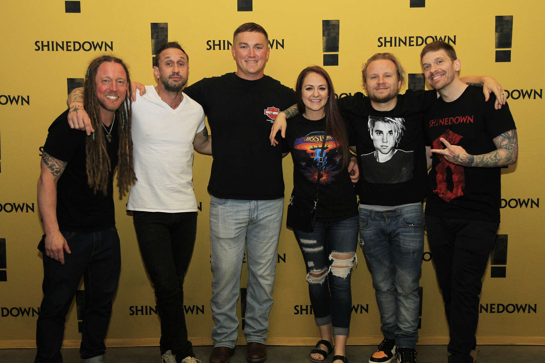 Shinedown meet and greet lazer 1033 shinedown meet and greet m4hsunfo